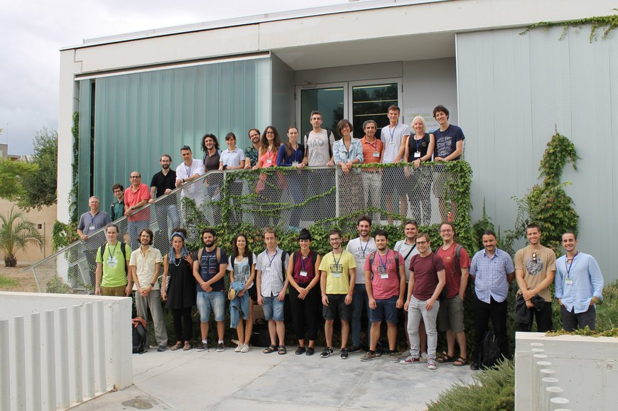 Socio-Technical Summer School People
