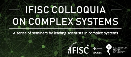 Colloquia on Complex Systems 2020