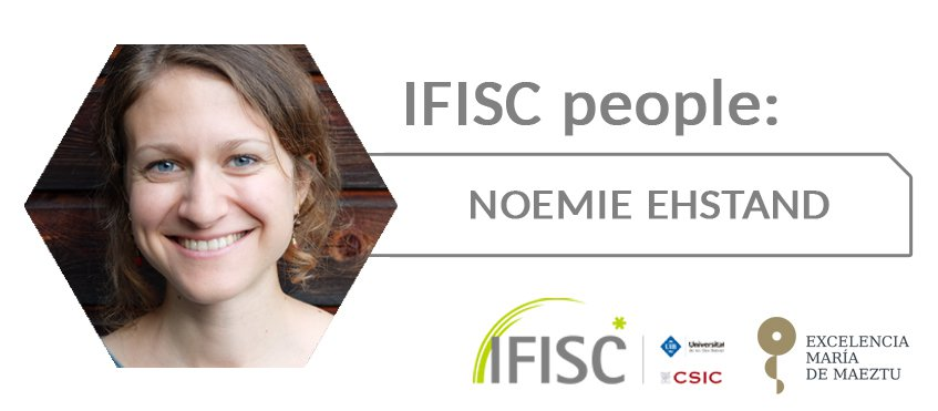 IFISC People: Noemie Ehstand